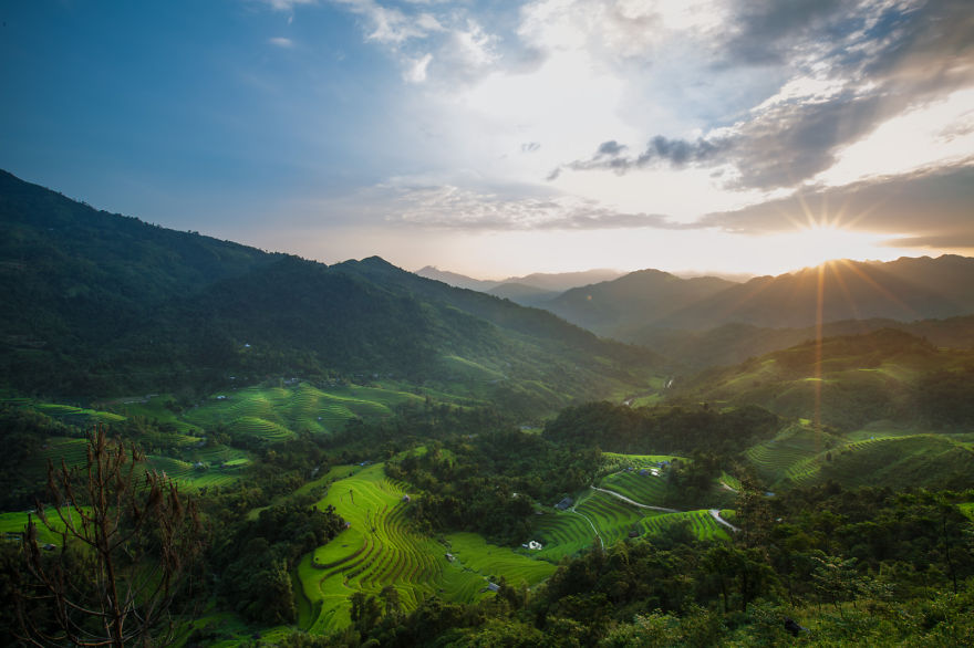 12-day journey to the Northern mountains of Vietnam