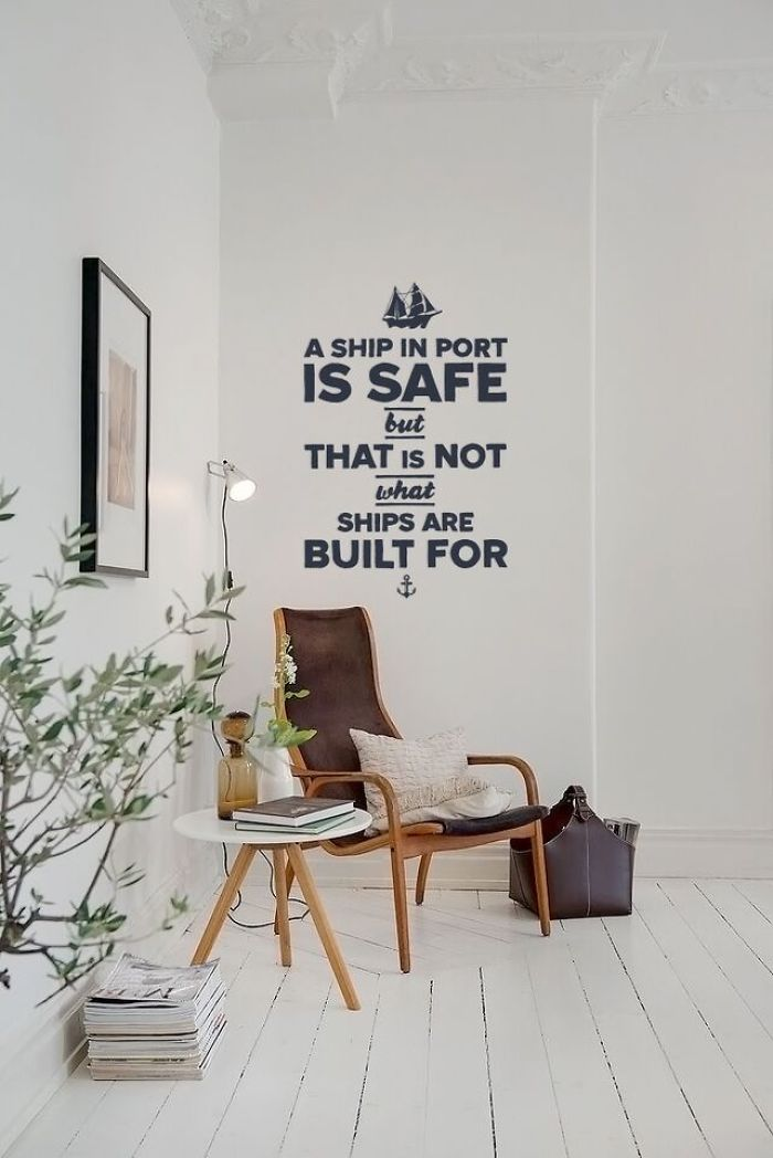 Quote For Your Wall!