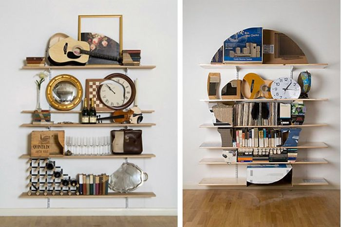 Skull Book Shelves