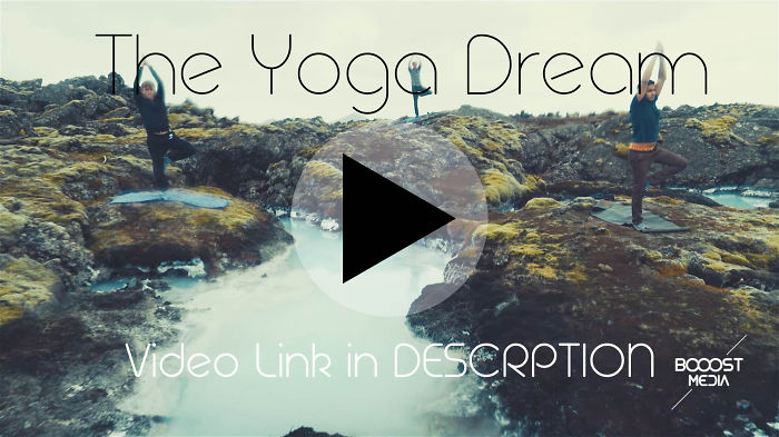 The Yoga Dream: Iceland (video)