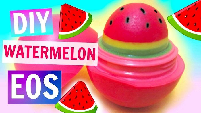 Watermelon Eos Lip Balm
