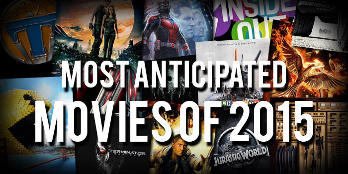 The Most Anticipated Films Of 2015 Autumn And Winter