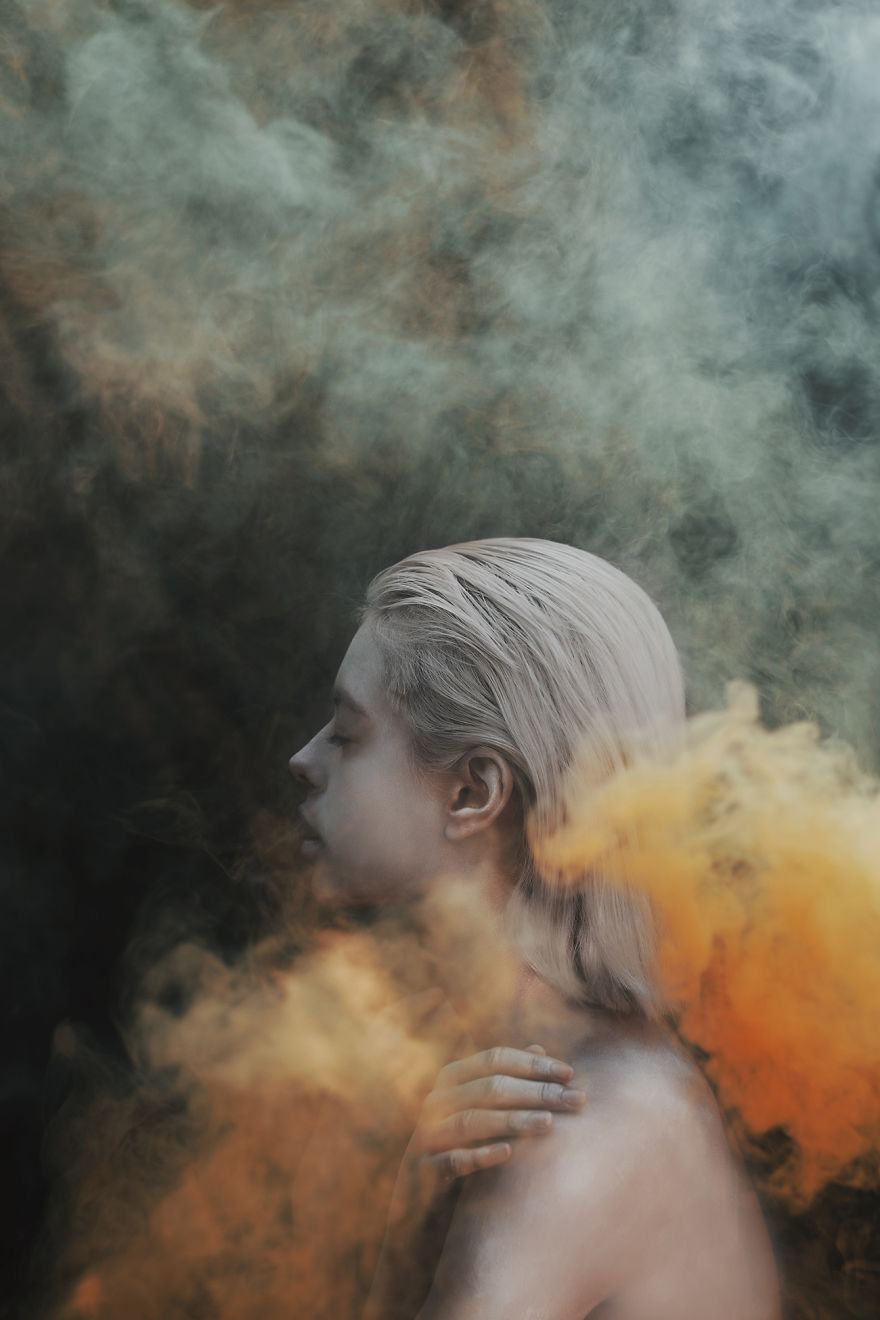 how to make smoke bombs for photography