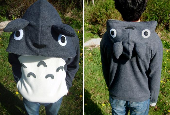 5 totoro hoodie - Hoodie Design Ideas