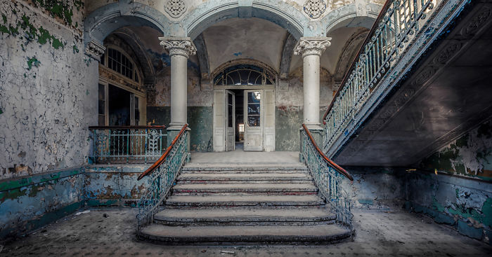 I Search For Abandoned Buildings All Around Europe And