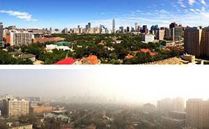 Beijing Bans 2.5 Million Cars, Residents See Blue Skies For First Time In Ages