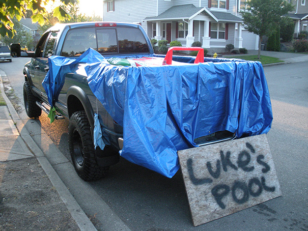 Luke's Pool