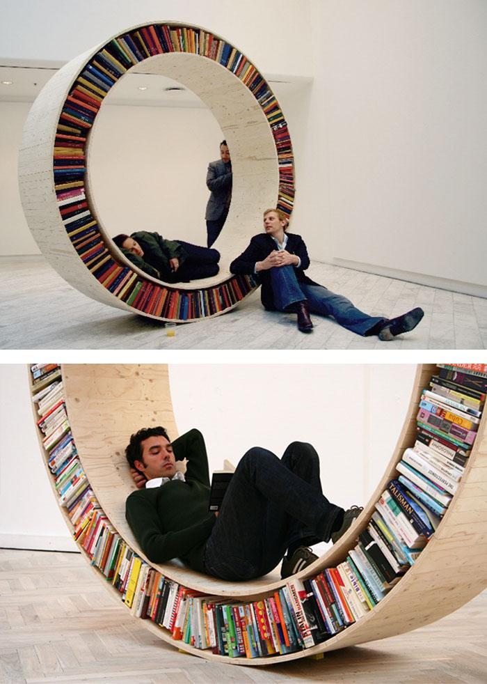 کتابخانه-های-متفاوت