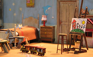 If You Can't Build Your Dream Room In Reality, Then Build It In Miniatures