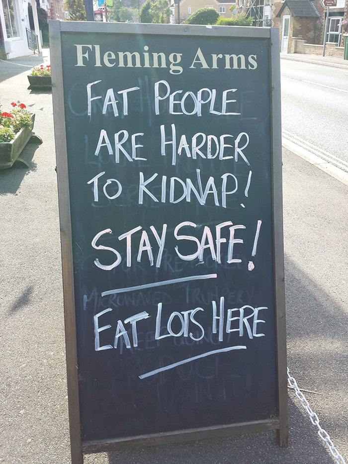UK Pub Signs