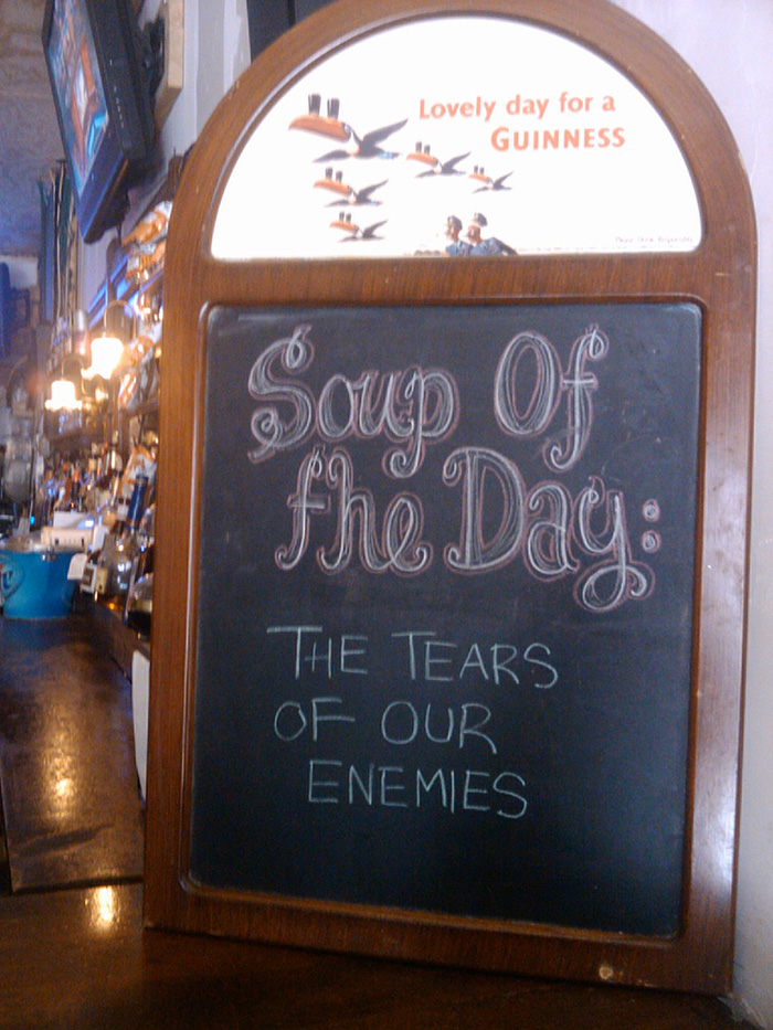 The Best Soup Of The Day