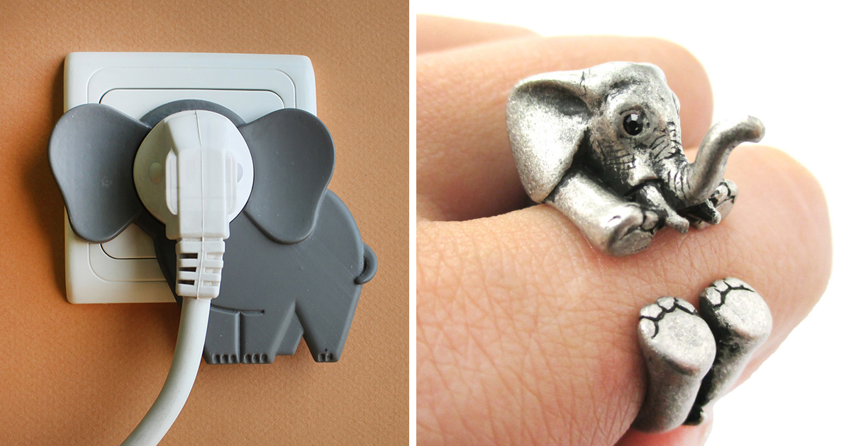 106 Things Every Elephant Lover Needs In Their Life