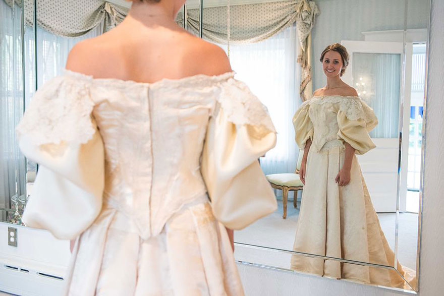 heirloom-wedding-dress-11th-bride-120-years-old-abigail-kingston-2