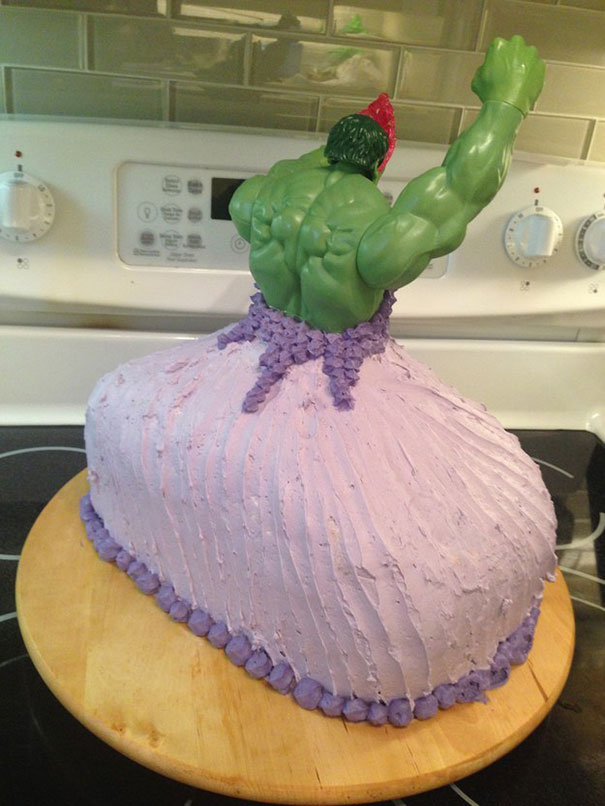 hulk-princess-cake-4-year-old-girls-twins-10