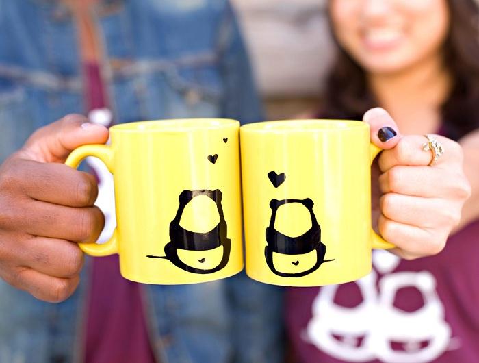 Love Pandas Mug