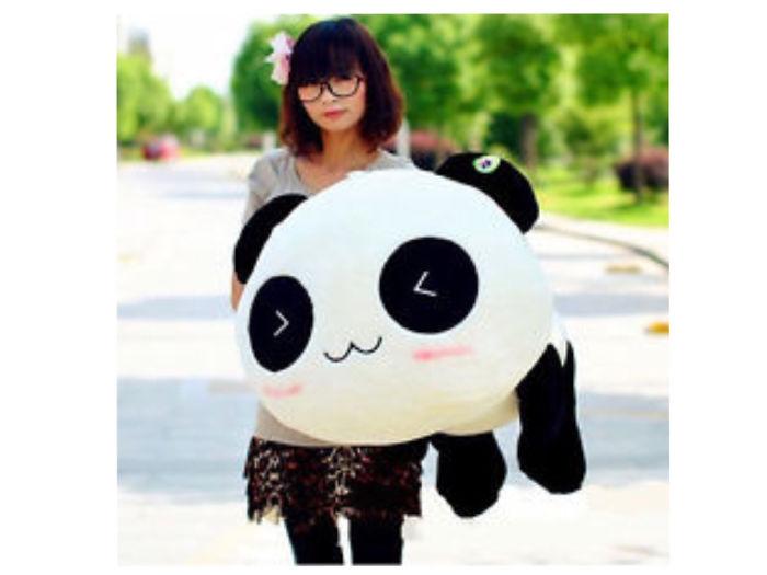 Adoraple Panda Plush!
