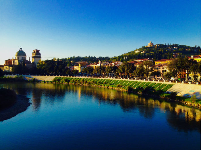 Verona, The City Of Love…italy