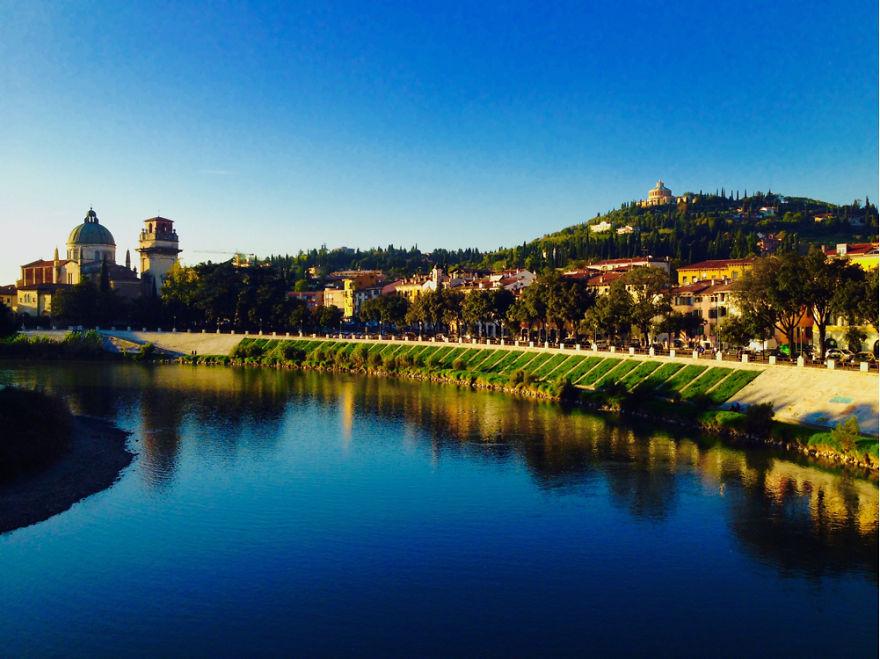 Verona, The City Of Love...italy