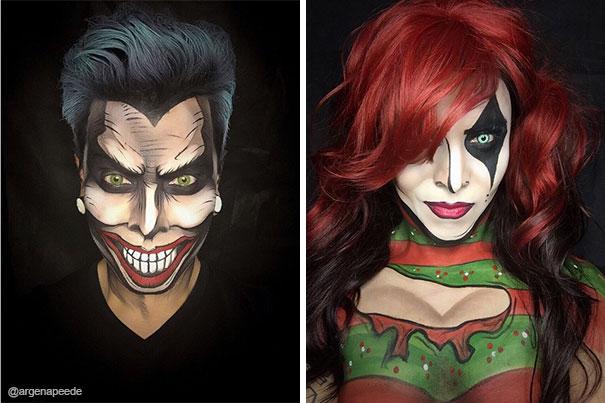 make-up-body-art-comic-book-superhero-cosplay-argenis-pinal-14