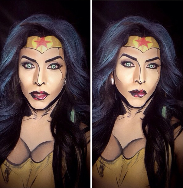 make-up-body-art-comic-book-superhero-cosplay-argenis-pinal-7