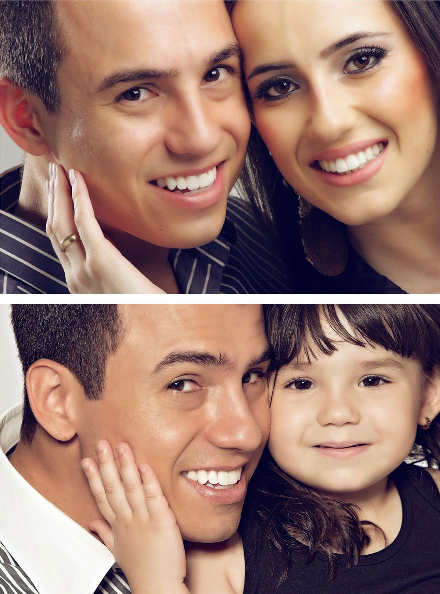 man-and-his-daughter-recreate-pictures-of-dead-wife-rafael -del-col-brazil-1