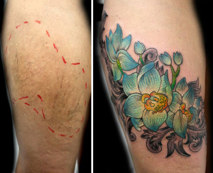 This Woman Does Free Tattoos For Survivors Of Domestic Violence