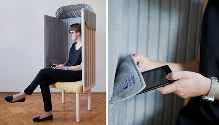 I Designed An Internet-Blocking Chair To Keep You Offline