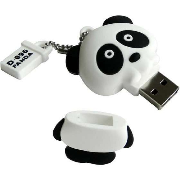Panda Skull Usb Drive