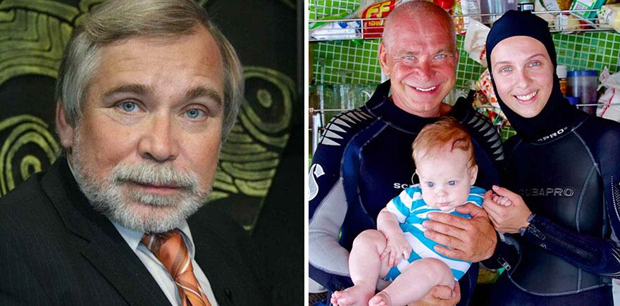 Dmitry Zapolsky, 55, Diver