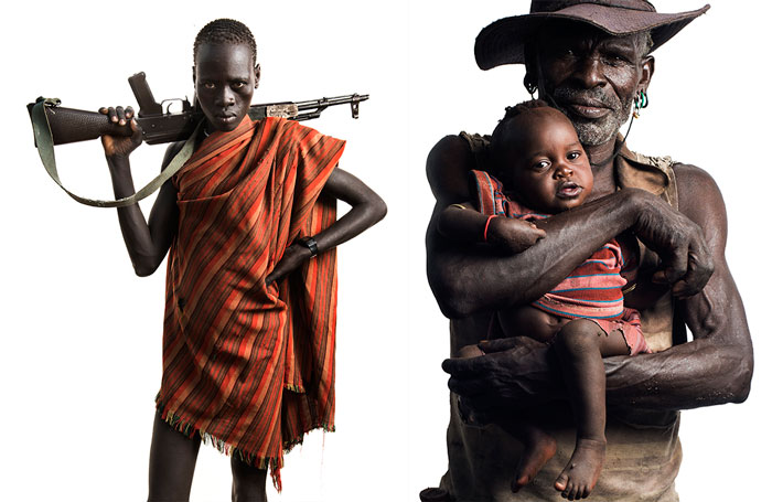 The People Of The Omo Valley