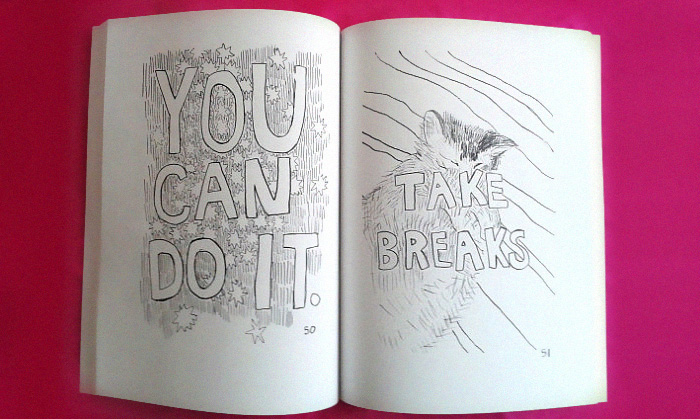 This Coloring Book With Positive Messages Is What You Need Right Now