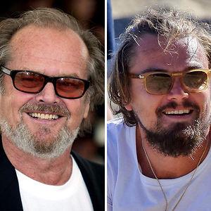 Leonardo Dicaprio Is Approaching His Final Form - Jack Nicholson