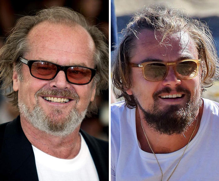 Leonardo Dicaprio Is Approaching His Final Form - Jack Nicholson