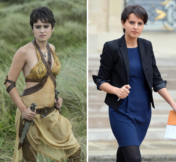 French Minister Of Education Looks Like She's Willing To Avenge Oberyn