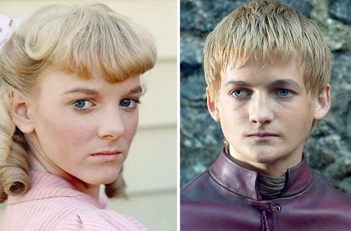 Nelie Oleson From Little House On The Prairie Looks Like Joffrey Baratheon From Game Of Thrones