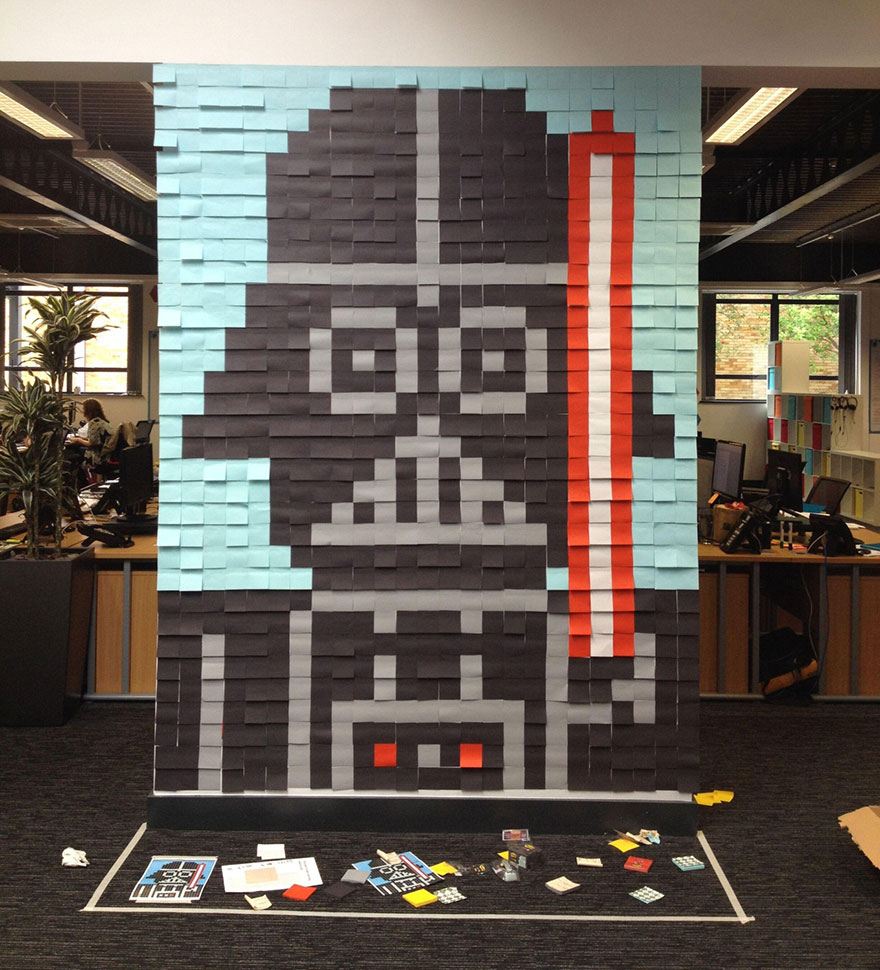 star-wars-mural-sticky-notes-office-viking-2
