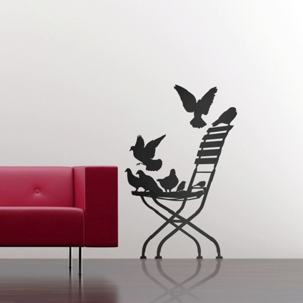 A Chair For Birds