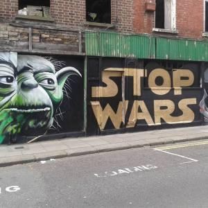 Street Art In Dublin, Francis Street