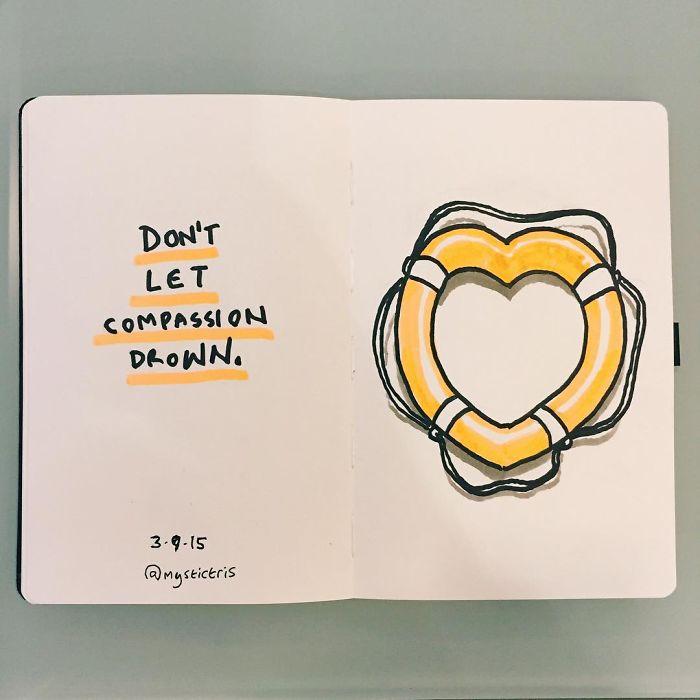 Don't Let Compassion Drown