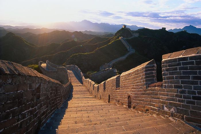 The Great Wall Of China: Yes It's Overrated, But I Love It