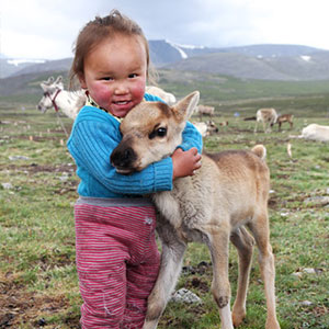 Meet The Tsaatan Nomads In Mongolia Who Live Like No One Else