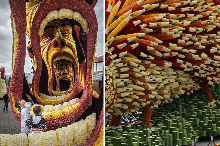 van-gogh-flower-parade-floats-corso-zundert-netherlands-11