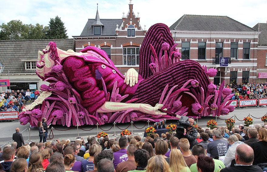 van-gogh-flower-parade-floats-corso-zundert-netherlands-3