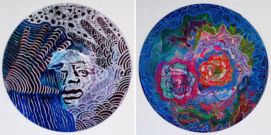 vinyl-record-mandalas-hand-painted-sara-roizen-14