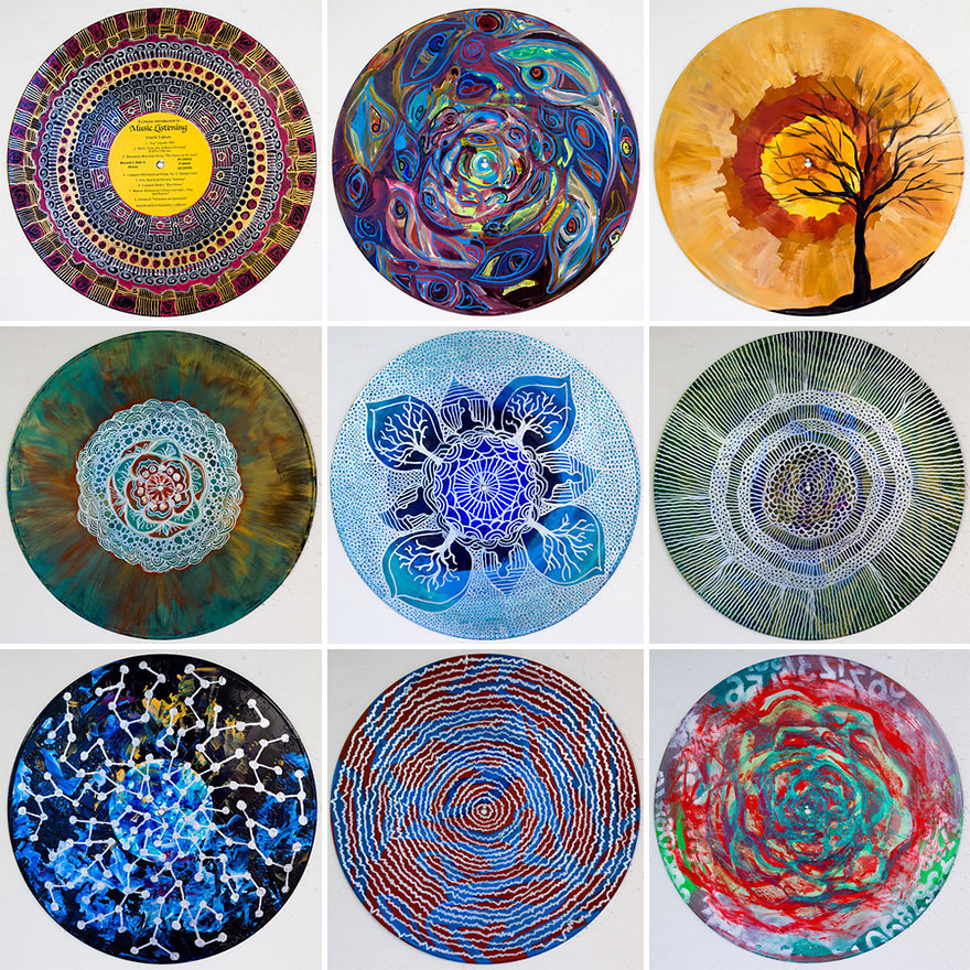 vinyl-record-mandalas-hand-painted-sara-roizen-19