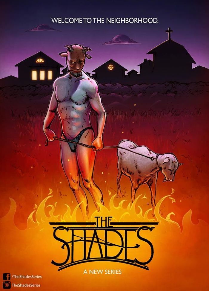 The Shades – Religious Extremes Told In The Form Of Dick Jokes