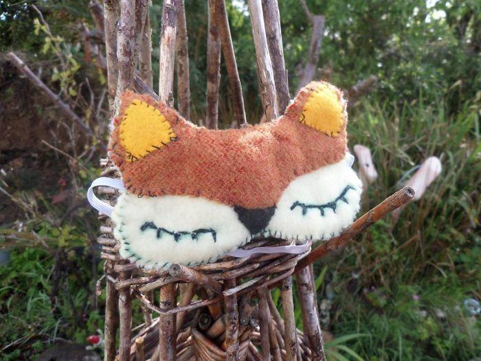 Fox Sleep Mask