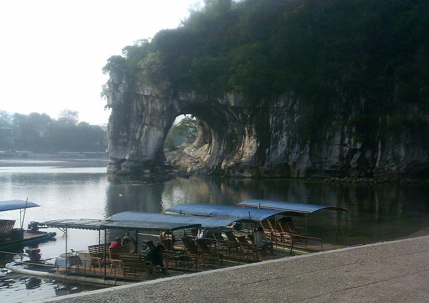 Elephant Trunk Hill Li River Guilin