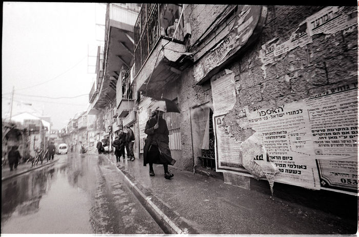 Jerusalem Through Vintage Leica And Zorki Cameras. Part 1