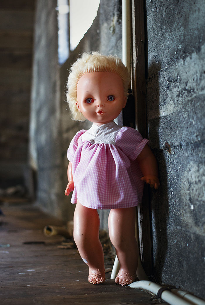 I Imagined This Doll And Made It Real.